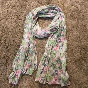 H&M Floral Scarf